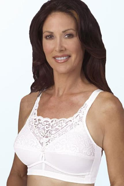 7 Lacy Mastectomy Bras by Jodee
