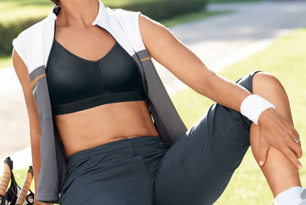 7 of Our Softest Mastectomy Sports Bras