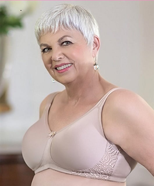 Mastectomy Bra with Pockets